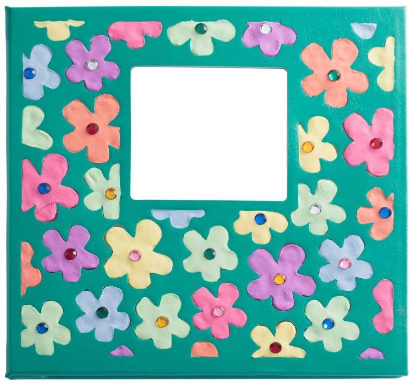 ClayArt Flower Album