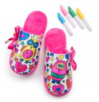 ColorArt Slippers