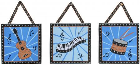 Musical stud art kit
